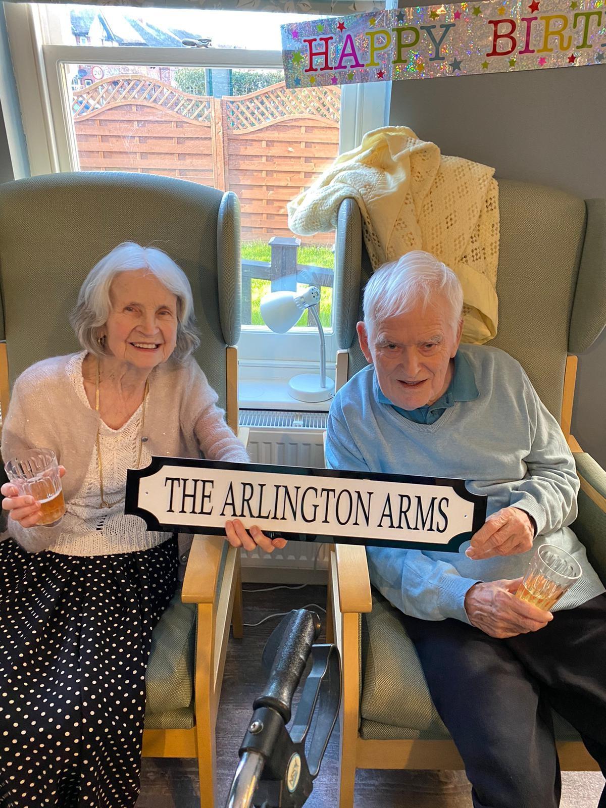 The Arlington Arms